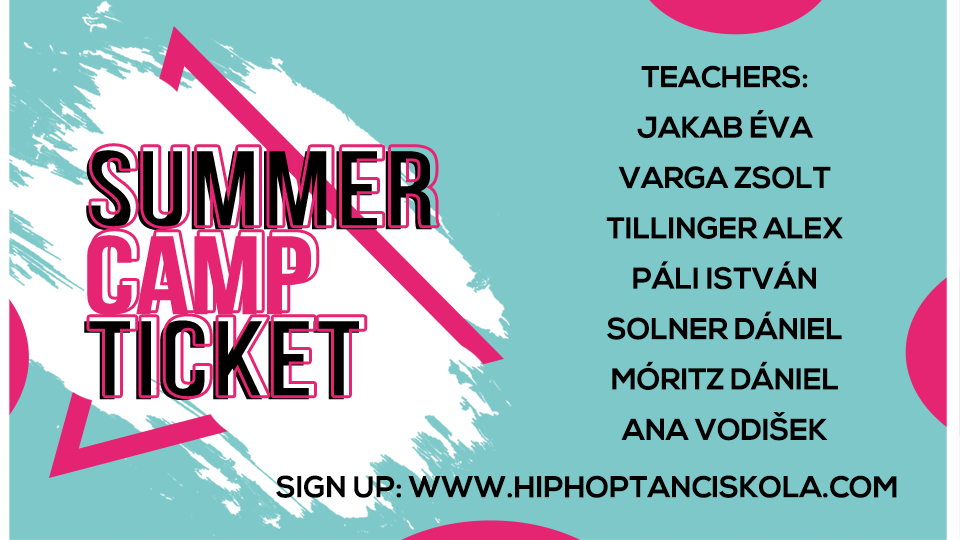 MD Summer Camp Ticket – Daily Pass