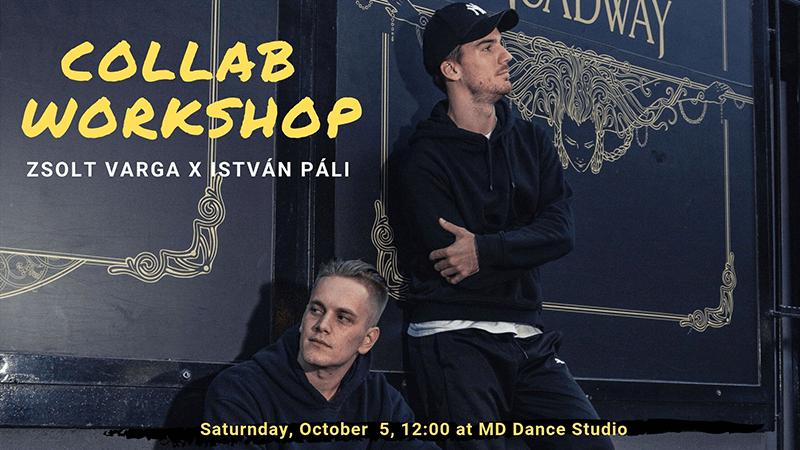 MD Collab Workshop – Zsolt x Titu