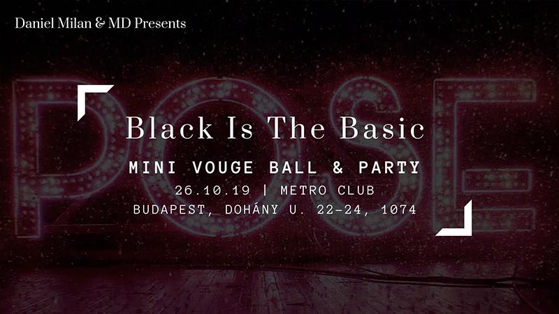 🖤BLACK IS THE BASIC MINI BALL PART 2.🖤