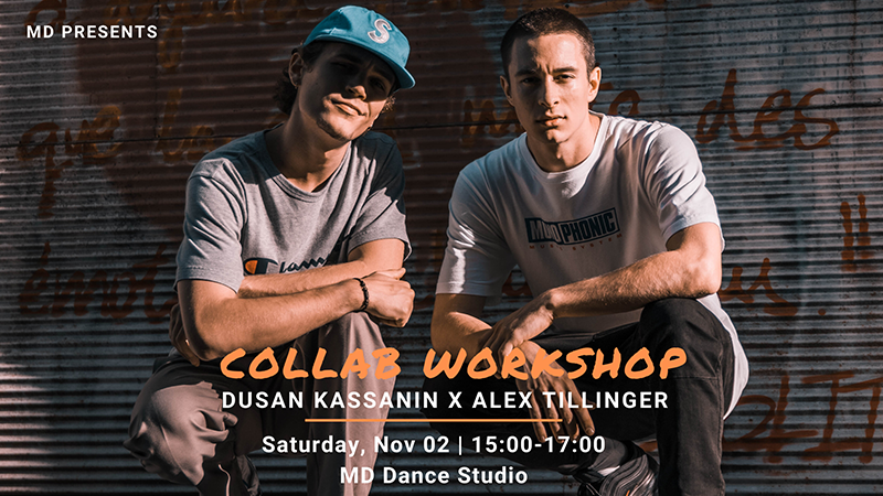 Collab Workshop: Dusan Kassanin x Alex Tilliner