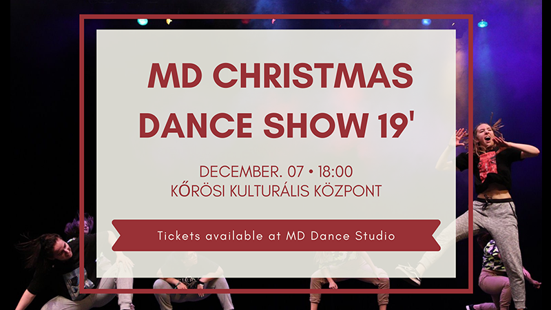 MD Christmas Dance Show – December 07