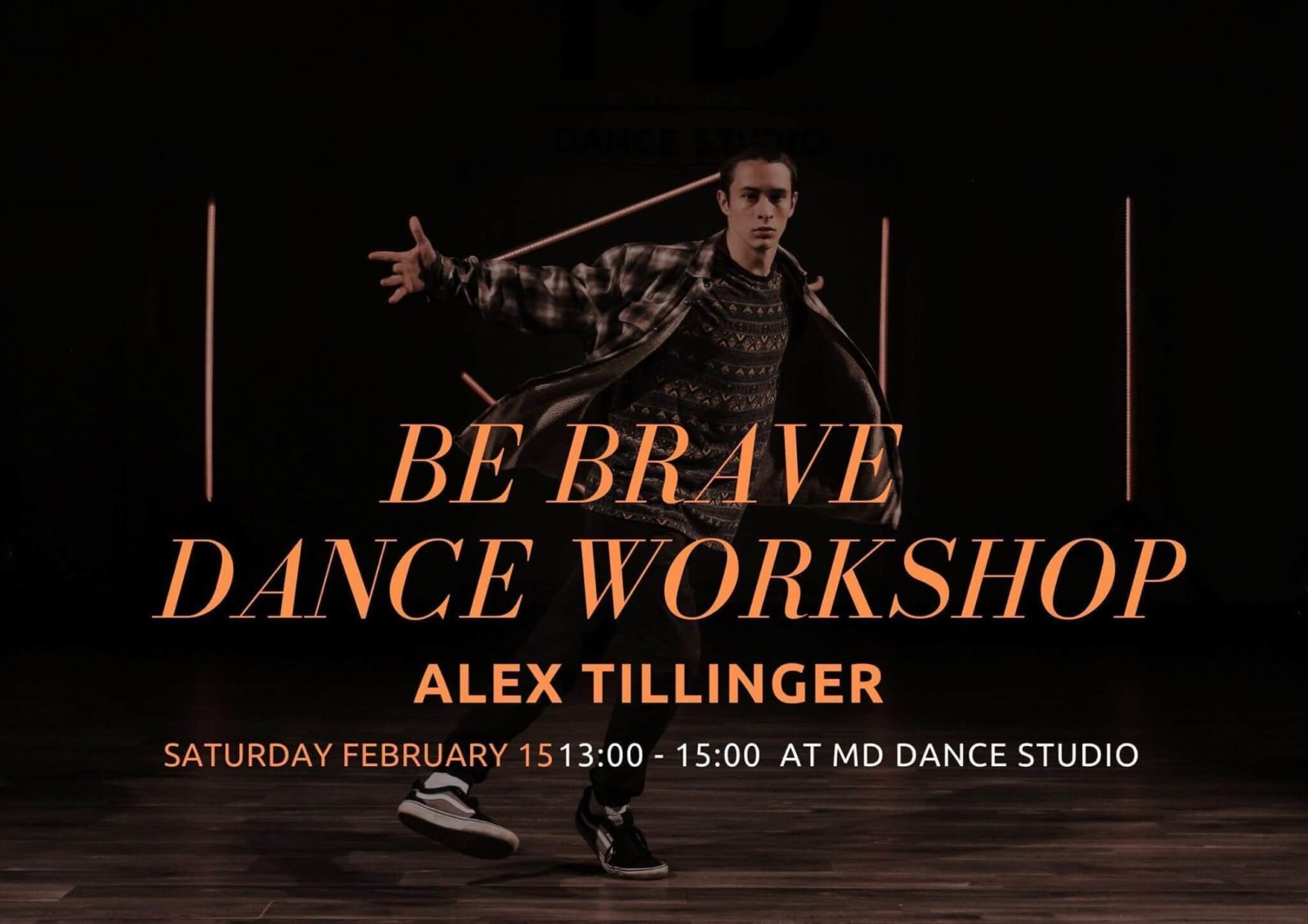 Be Brave – Workshop – Alex Tillinger