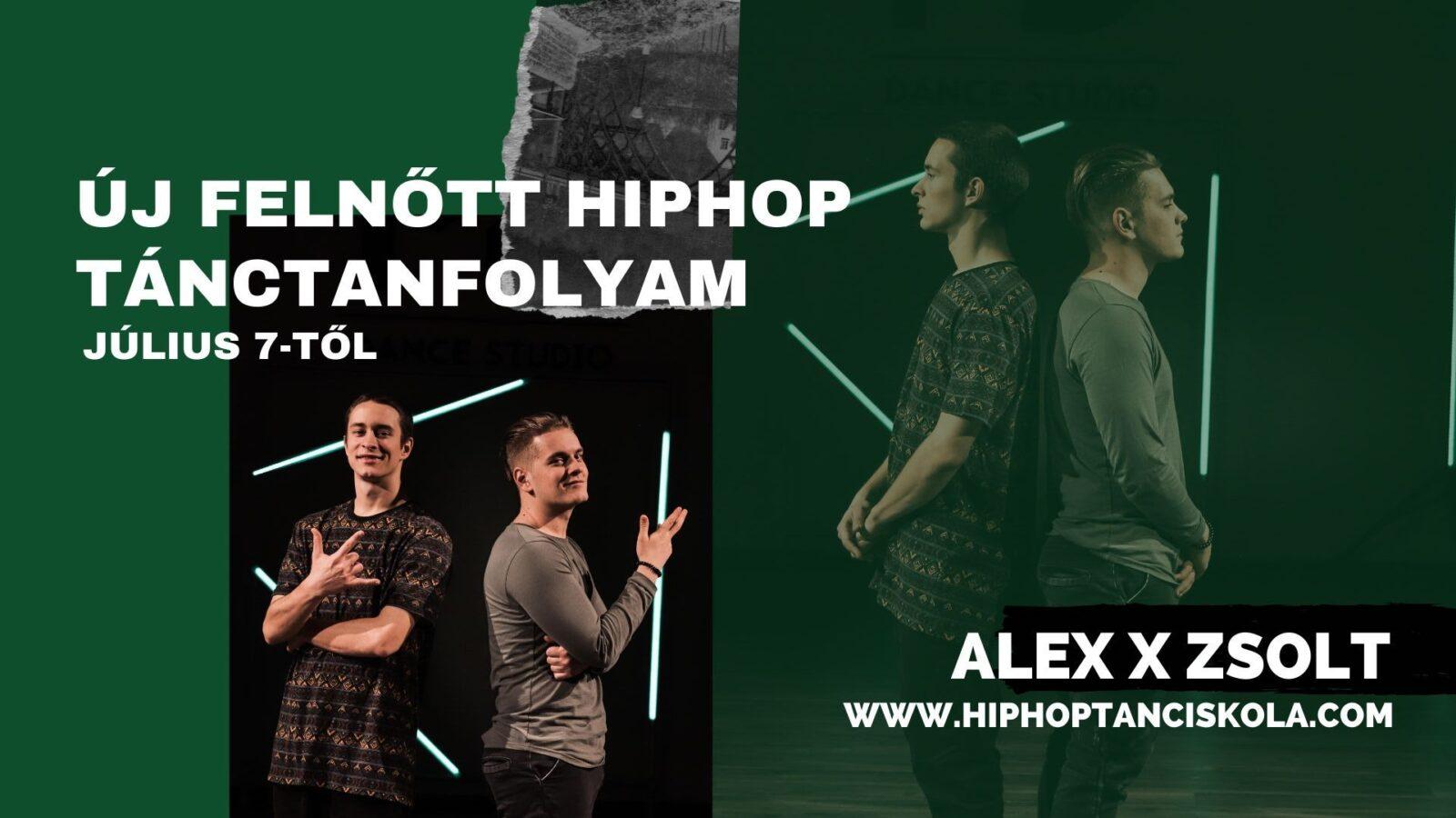 Új Felnőtt Hip-hop Csoport