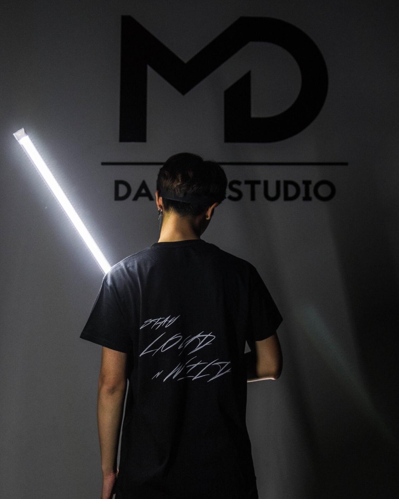 MD 2019/20 Season Póló fekete