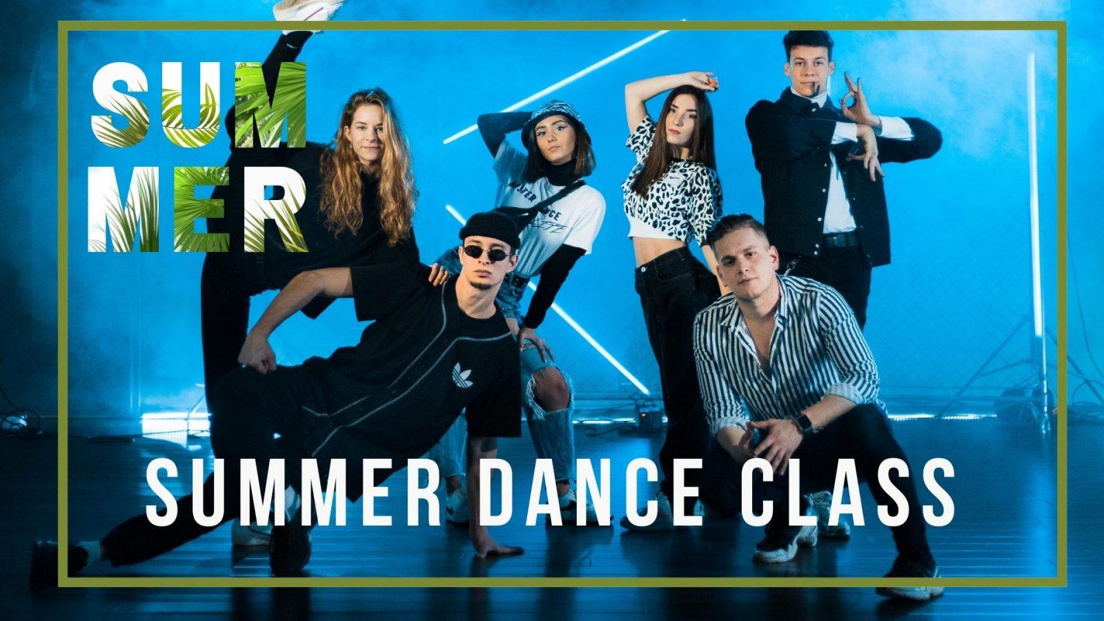 MD táncórák egész nyáron 🌸👟